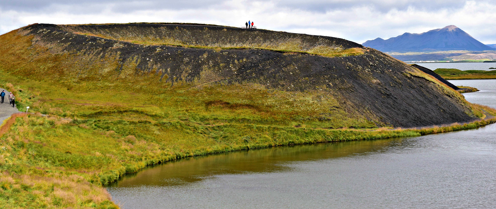 Skútustaðagígar pseudocraters (Pseudo Craters) - North Iceland