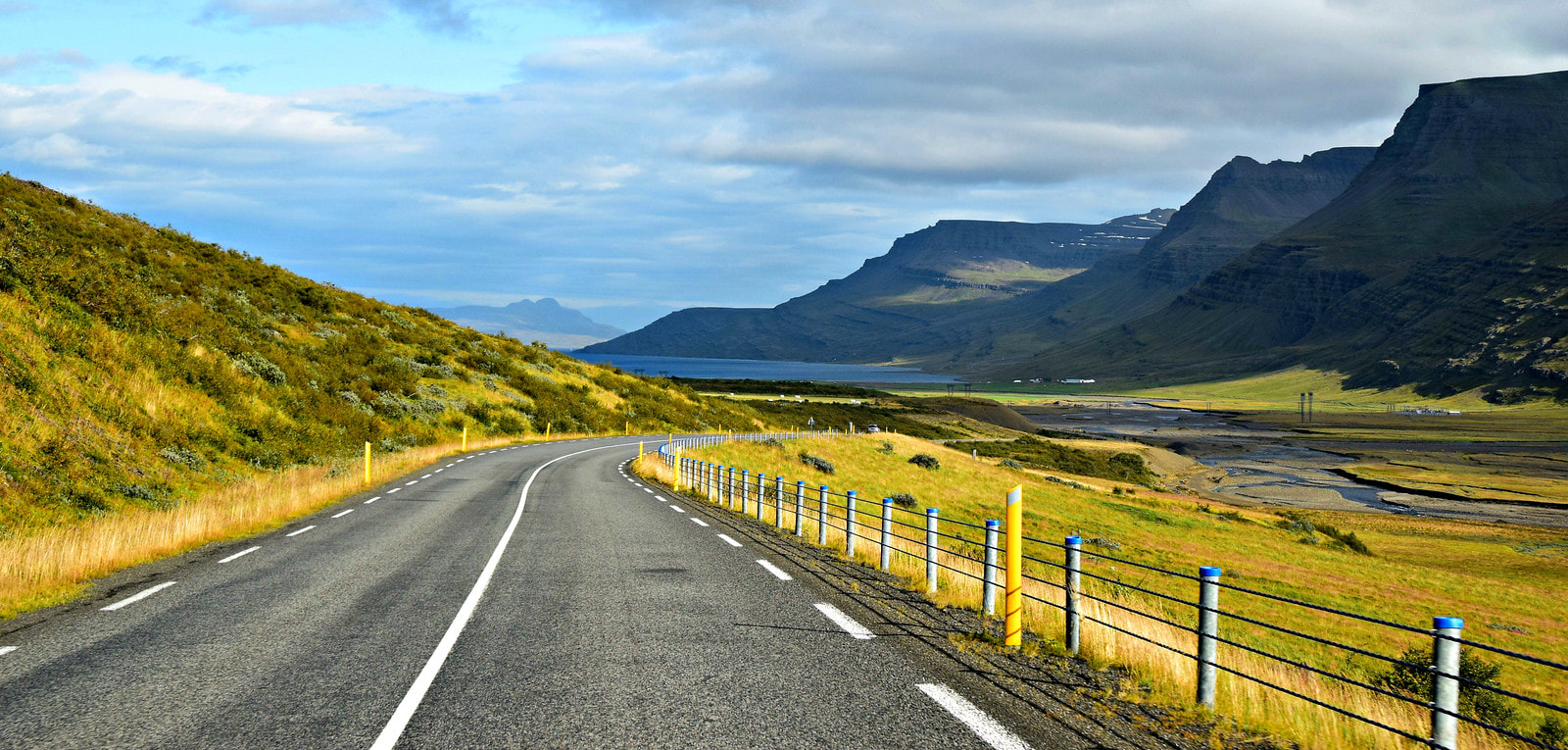 Ring Road - East Fjords Iceland