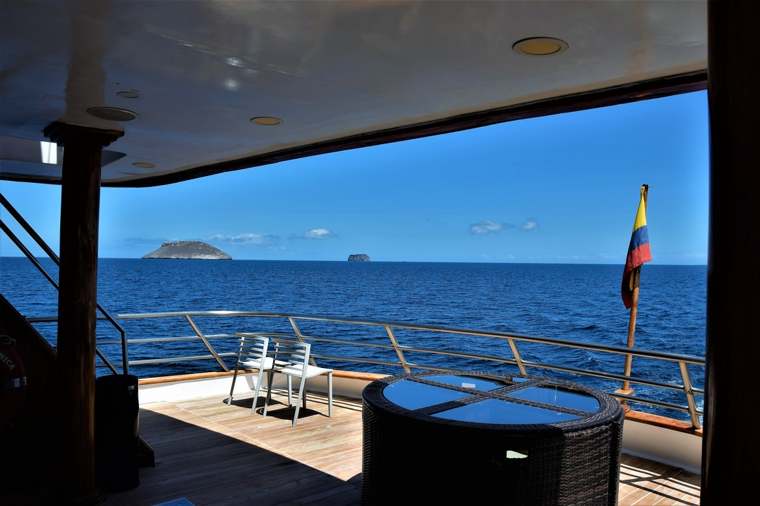 Galapagos Islands Sea Star Journey Second Deck Aft