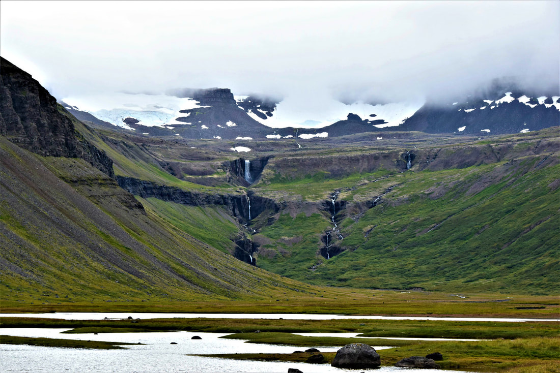 Valagil Valley - West Fjords - Iceland