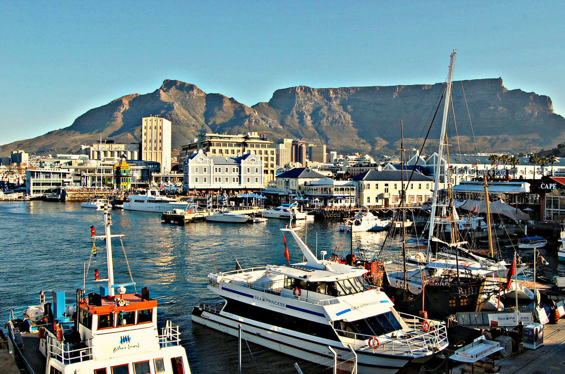 Cape Town Victoria & Alfred Waterfront