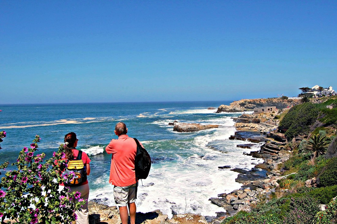 Cliff Path, Fernkloof Nature Reserve, Hermanus, South Africa