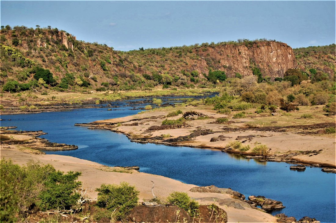 Olifants River Lookout, Kruger National Park, South Africa