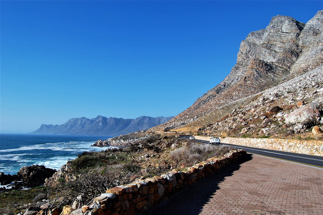 Scenic Drive, Indian Ocean, South Africa