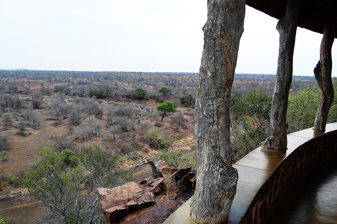 N'wanetsi Picnic Site, Kruger National Park, South Africa