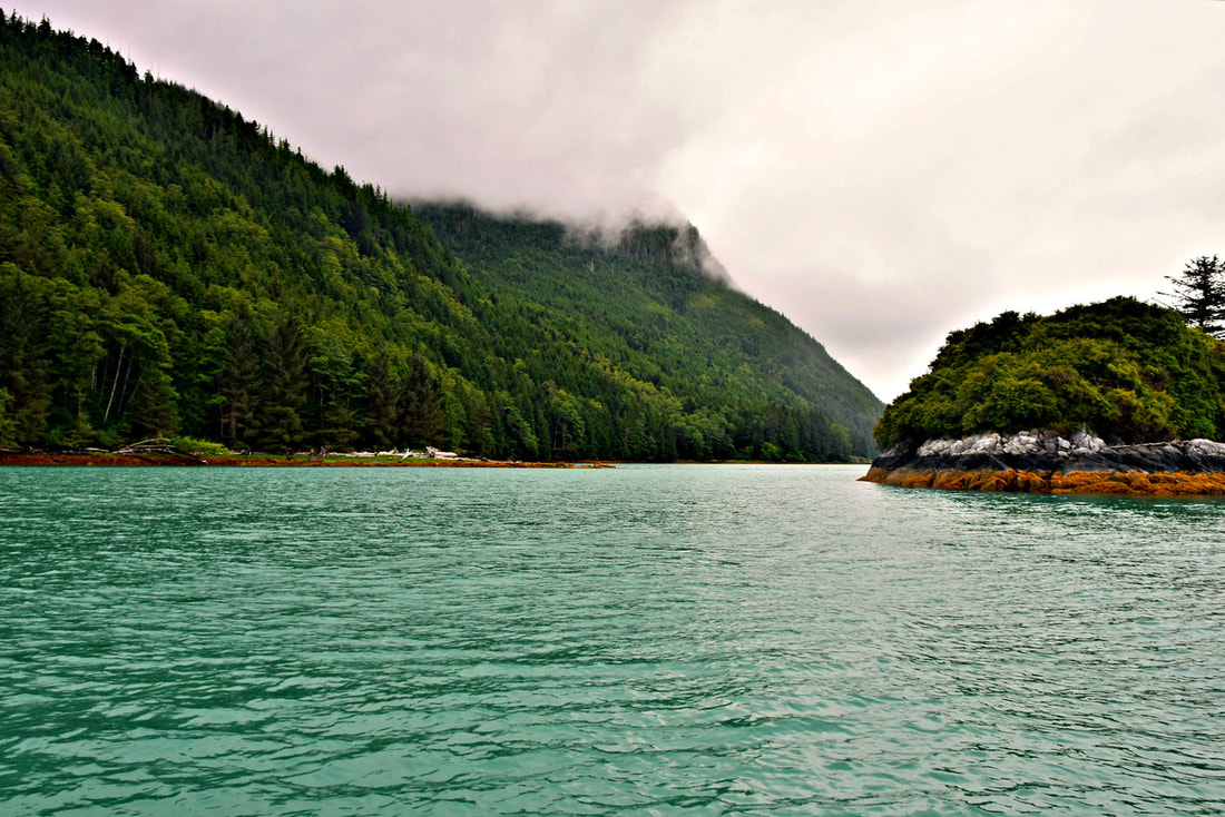 Knight Inlet - Vancouver Island Photo Tours