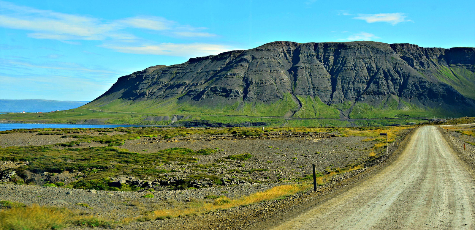 Iceland Road Views