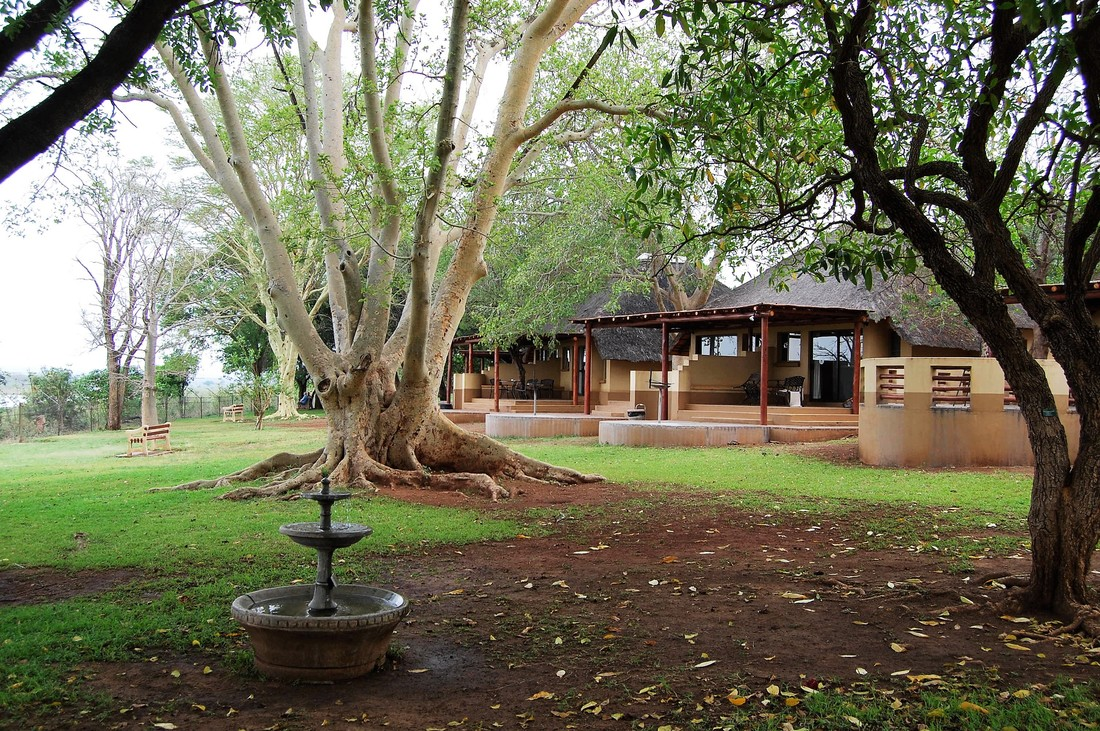 Lower Sabie Camp, Kruger National Park, South Africa