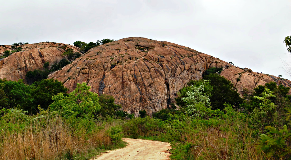 Shabeni Mountain, Kruger National Park, South Africa