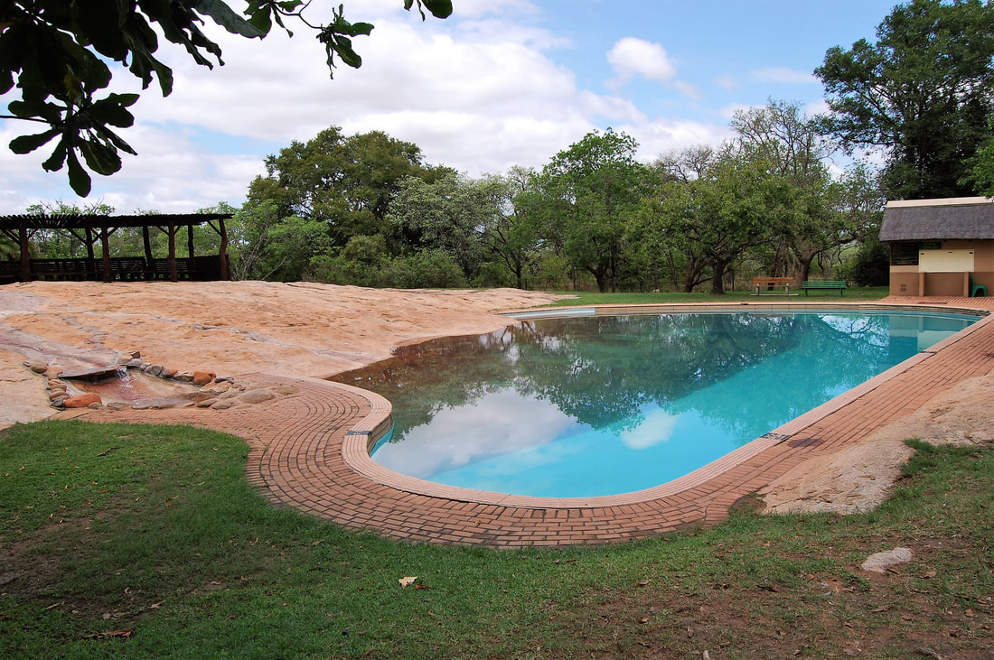 Pretoriouskop Pool, Kruger National Park, South Africa