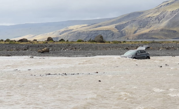 Iceland River Crossing Tragedy